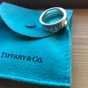 Tiffany & Co. 1837 T& Co. Ring